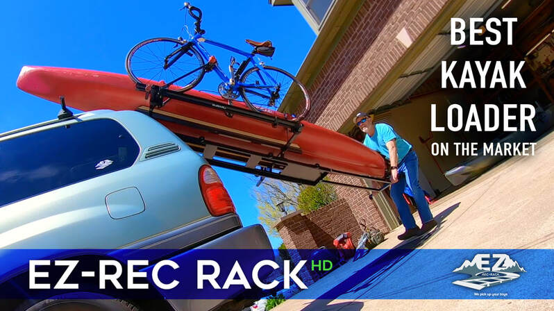 EZ Rec Rack - Best Kayak Loader on the Market